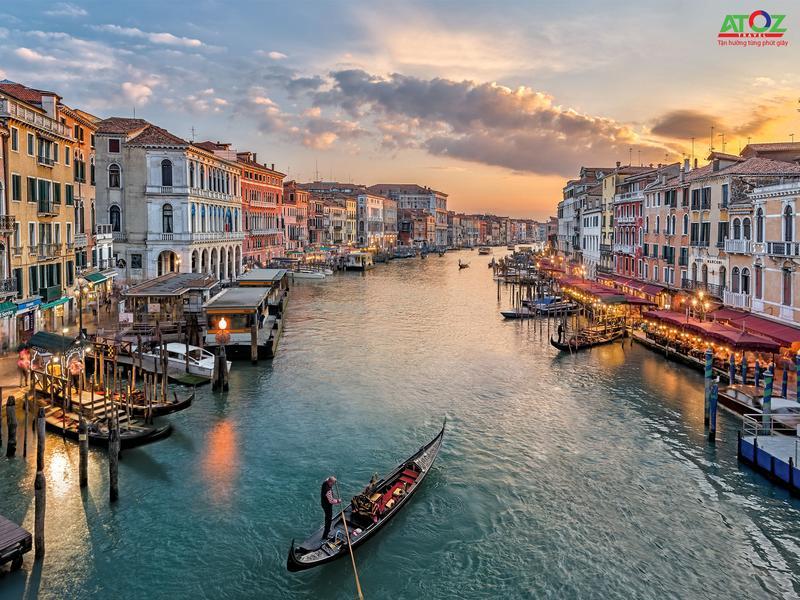 Say mê trước vẻ đẹp của Ý, đất nước của tình yêu và nghệ thuật