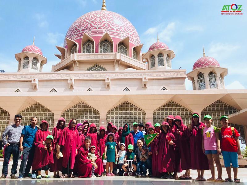 Đoàn Tour Malaysia ngày 29/06/2019