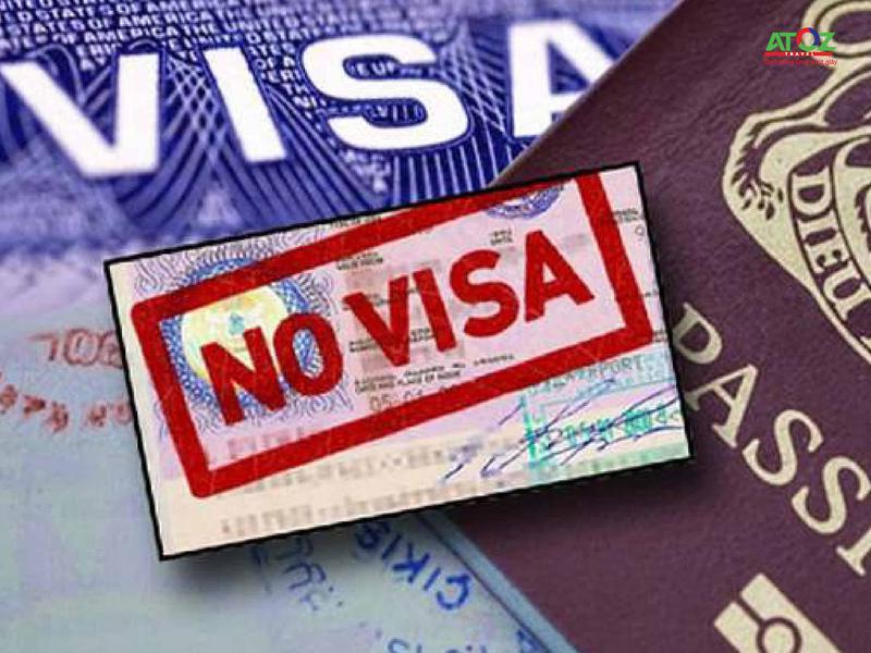 48 Quốc gia không yêu cầu visa với du khách Việt