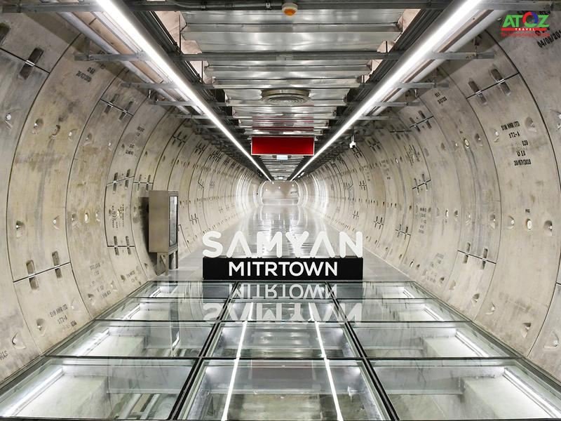"""Đường hầm """"sống ảo"""" tại Bangkok vừa khai trương nửa tháng đã hot rần rần"""