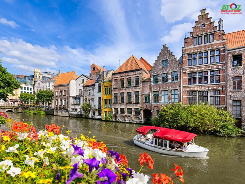 Khám phá 5 sự thật thú vị về nước Bỉ