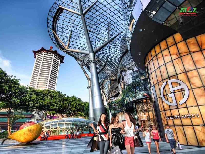 Những khu mua sắm không phải ai cũng biết khi du lịch SINGAPORE