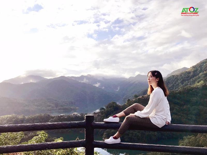 """Thiên đường """"xanh"""" ẩn sau Đài Bắc ồn ào"""
