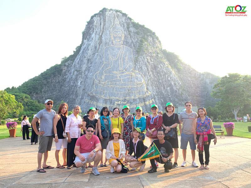 Đoàn Tour Thái Lan ngày 09/10/2019