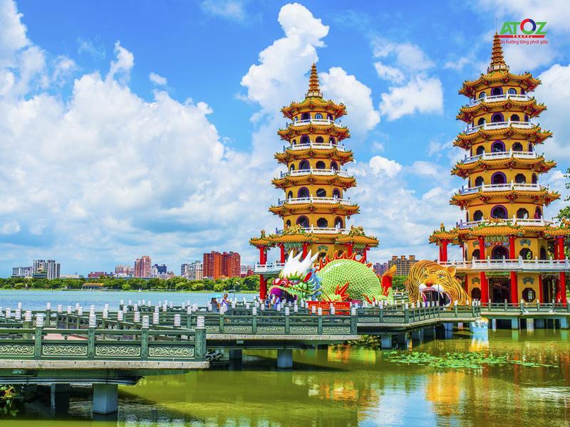 Đài Loan đảo ngọc xinh đẹp của Châu Á