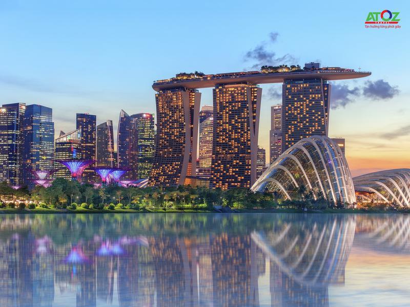 Singapore, thiên đường du lịch không thể bỏ qua ở Đông Nam Á