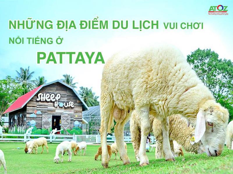 Những điểm du lịch hấp dẫn tại thành phố Pattaya, Thái Lan