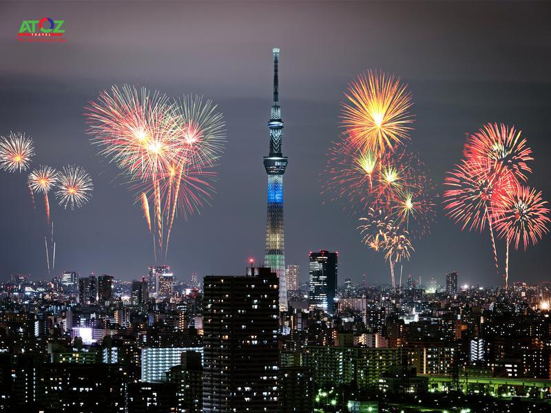 Tour Nhật Bản tết 2020 (mùng 2): OSAKA – KYOTO – TOYOHASHI – YAMANASHI – TOKYO