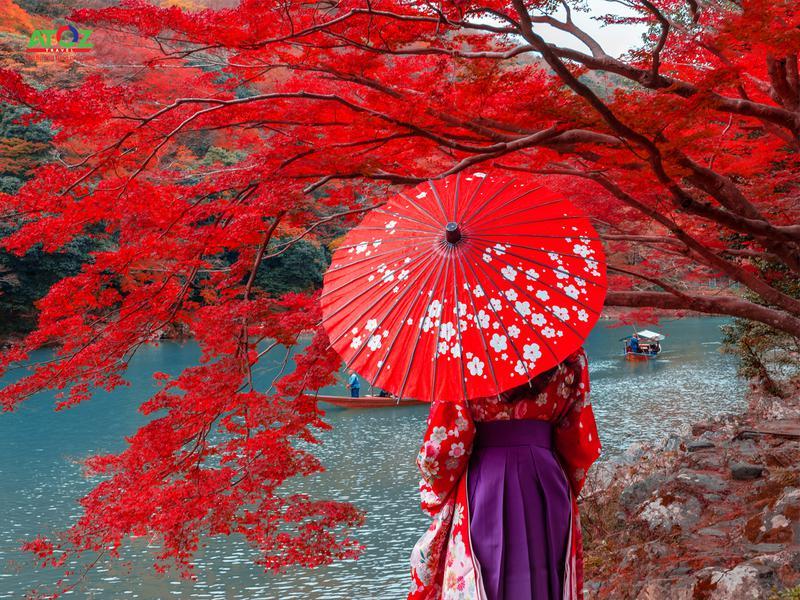 Tour Nhật Bản mùa thu:  TOKYO – YAMANASHI