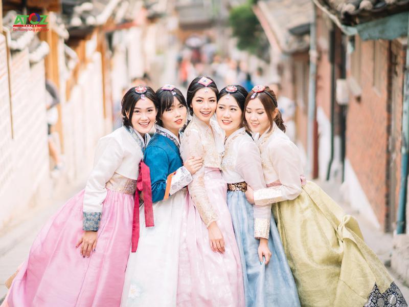 Tour Hàn Quốc du thuyền trên sông Hàn: SEOUL - NAMI - DU THUYỀN SÔNG HÀN - EVERLAND