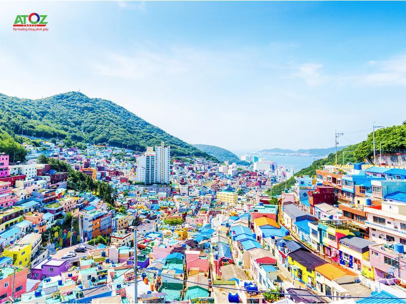 Nhớ mãi kí ức tuyệt đẹp ở Busan năm ấy