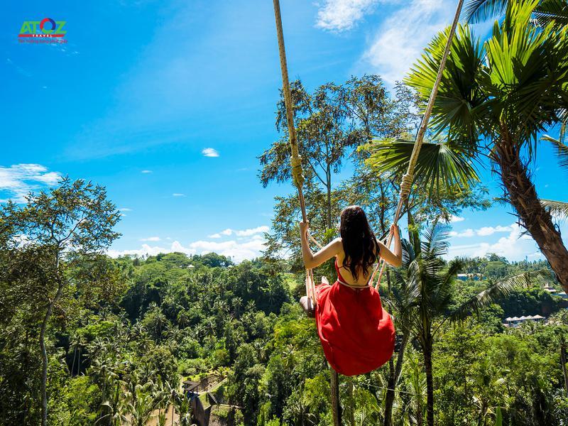 Ký ức tuyệt đẹp trên đảo thần tiên Bali