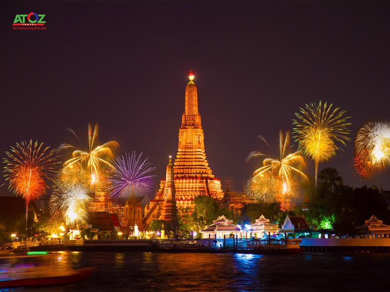 Tour Thái Lan tết 2020 (mùng 2): BANGKOK - PATTAYA