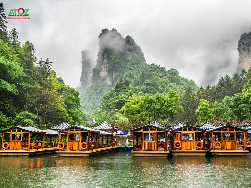 Tour Trung Quốc: Trương Gia Giới - Phượng Hoàng Cổ Trấn