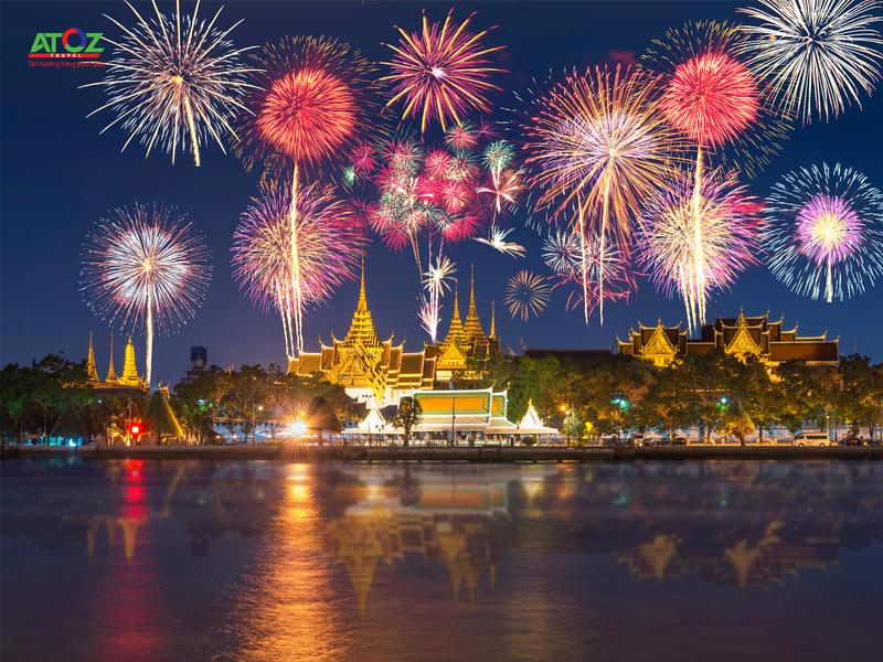 Tour Thái Lan tết 2020 (30, mùng 1,2,3 & 4): BANGKOK - PATTAYA