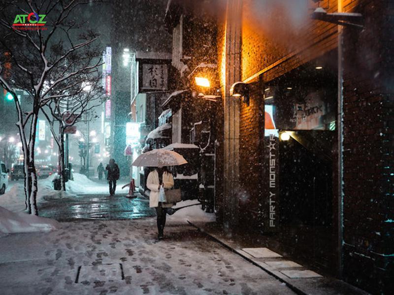 """Bộ ảnh phố Nhật về đêm đầy """"ảo diệu"""" đang gây sốt cộng đồng mạng"""