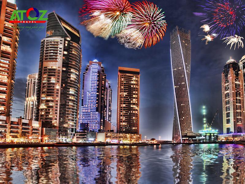 Tour Dubai tết 2020 (mùng 1, 2, 3 & 4): Dubai - Abu Dhabi