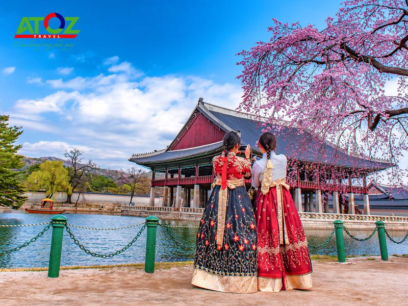 Tour Hàn Quốc tết 2020 (mùng 1, 3, 5 & 6): Seoul – Đảo Nami – Elysian – Lotte World