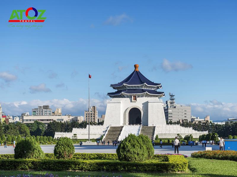 Tour Đài Loan tết 2020 (mùng 5): Đài Bắc - Đài Trung - Cao Hùng - Đài Nam