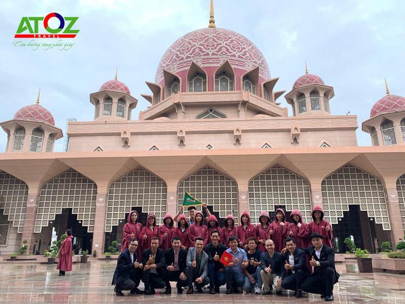 Đoàn tour Malaysia ngày 15/12 - 17/12/2019