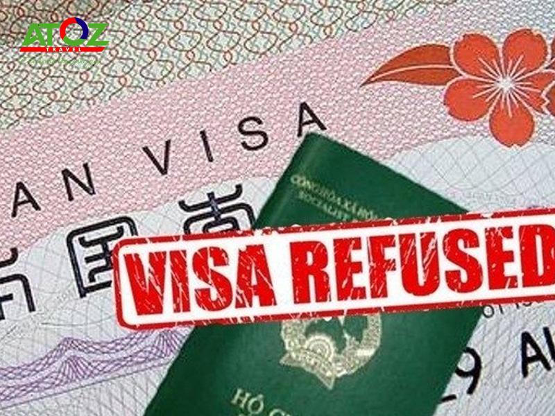 Bật mí những lý do khiến bạn trượt visa Nhật Bản