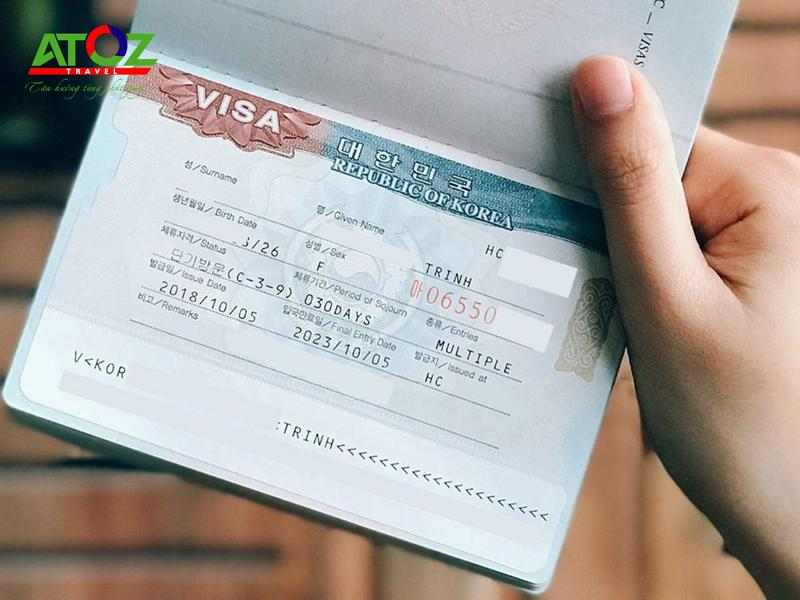 Thông báo mở rộng đối tượng cấp phát Visa Hàn Quốc nhiều lần 5 năm