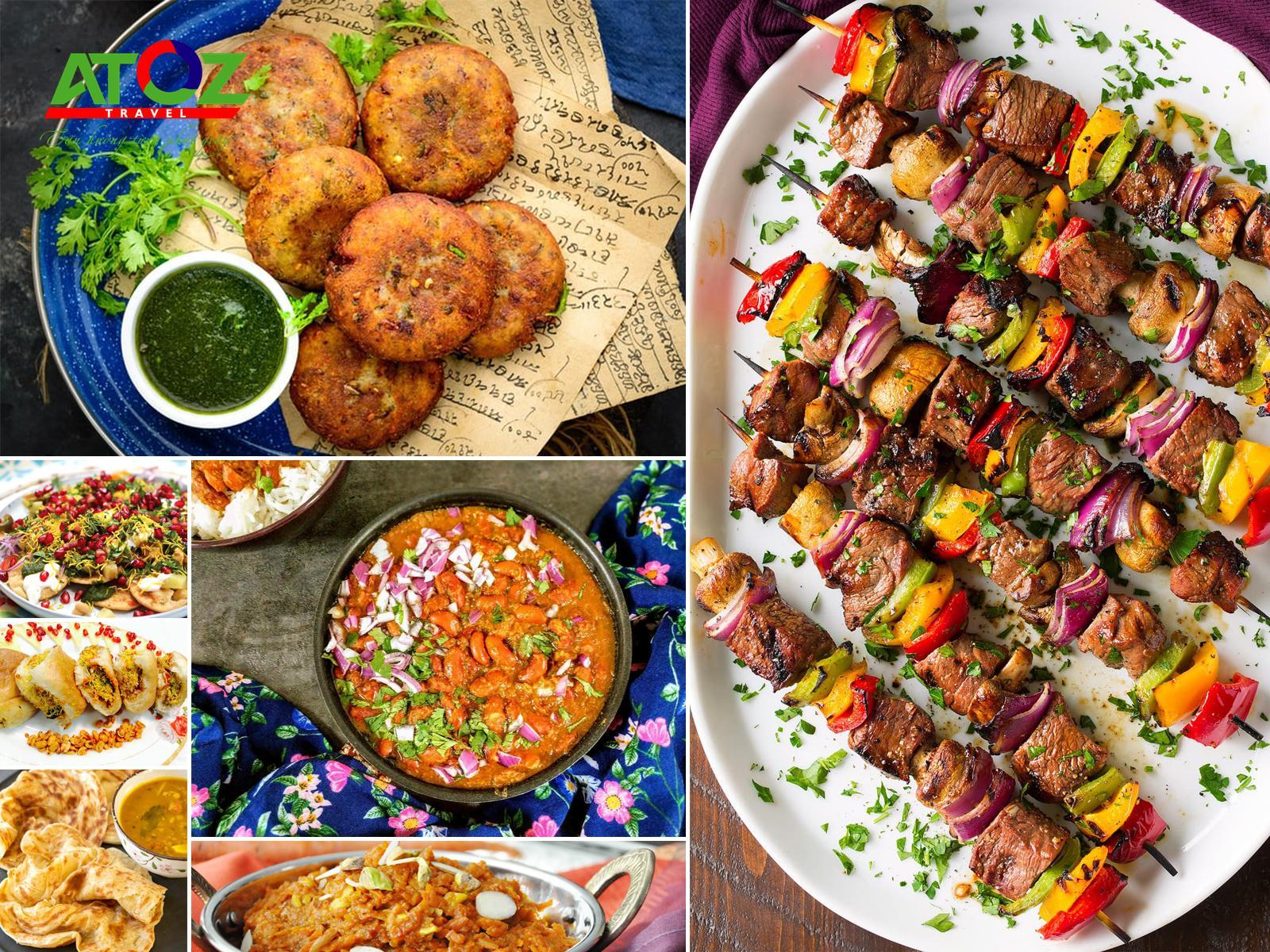 6 món ăn tuy dân dã nhưng không thể bỏ qua khi đến Ấn Độ