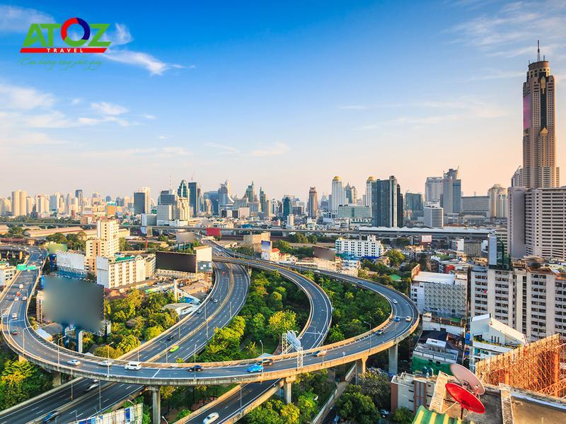 Tour Thái Lan 2020 (Tháng 2, 3, 4 & 5): BANGKOK - PATTAYA