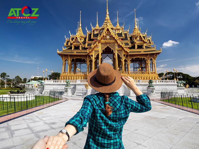 Tour Thái Lan 2020 (Tháng 4 & 5): BANGKOK - PATTAYA (Air Asia)