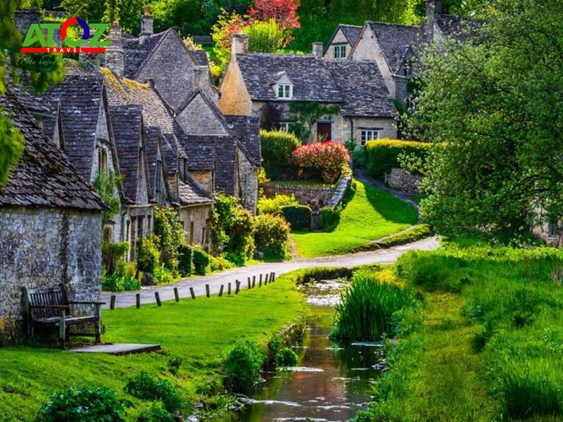 Những thị trấn nhỏ xinh bạn nên ghé thăm khi du lịch châu Âu