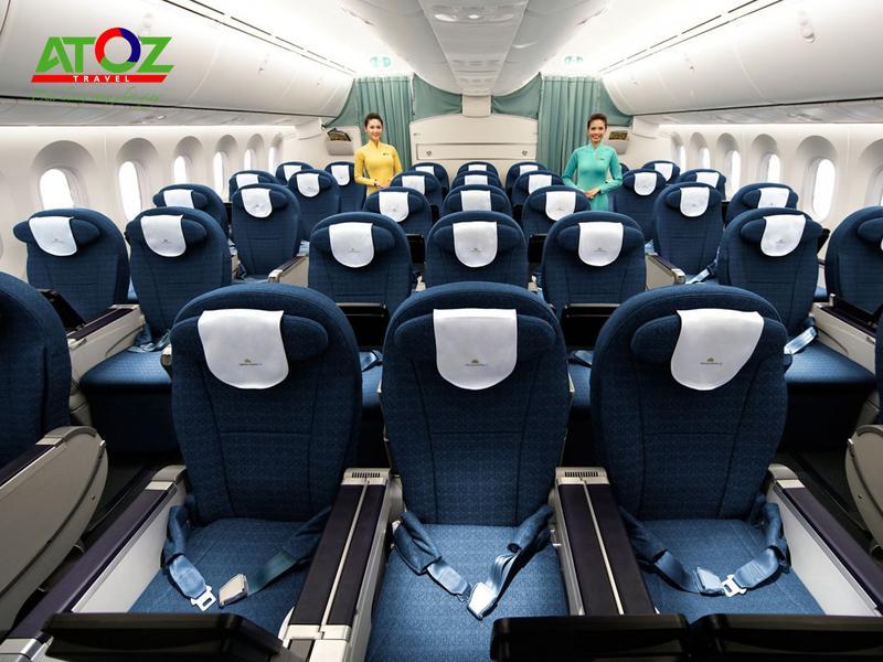 Làm sao để chọn được chỗ ngồi lý tưởng trên máy bay?