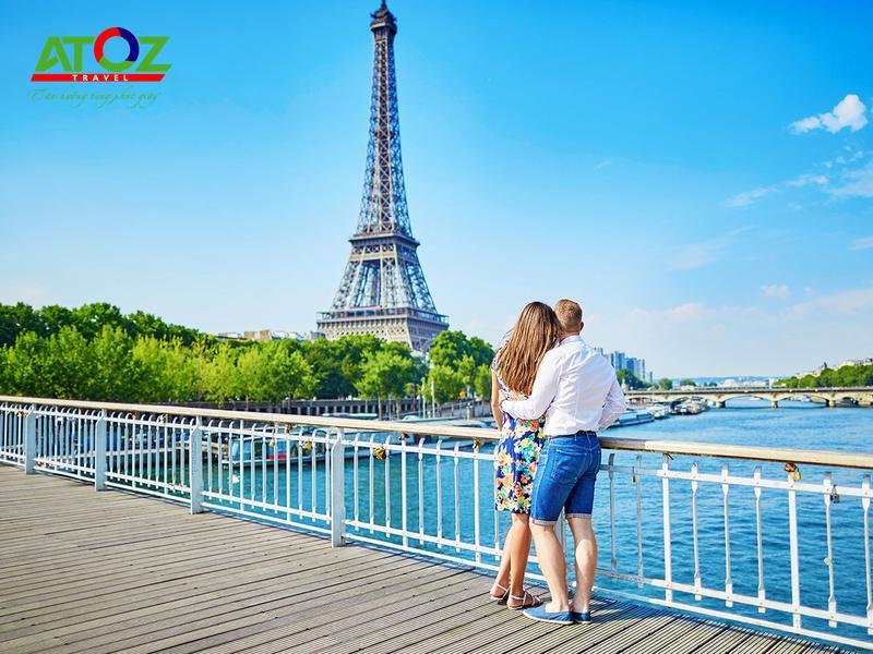Tour Châu Âu 7 nước: Hà Lan – Bỉ - Đức – Thuỵ Sĩ – Ý – Vatican – Pháp