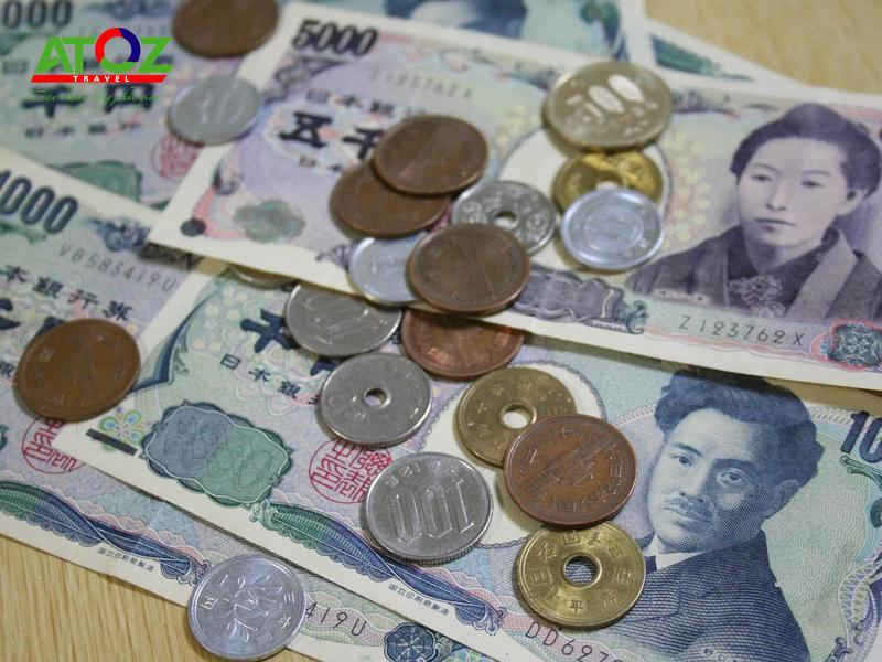 Chia sẻ kinh nghiệm đổi tiền trước khi đi du lịch Nhật Bản