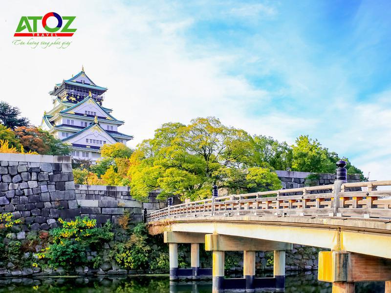 Tour Nhật Bản mùa hè: Yamanashi–Fuji – Tokyo