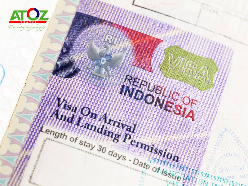 Có cần xin visa đi tour Indonesia hay không?