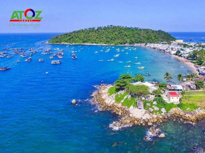 Chương trình kích cầu nội địa hè 2020: Tour du lịch Đảo Hòn Sơn - Rạch Giá