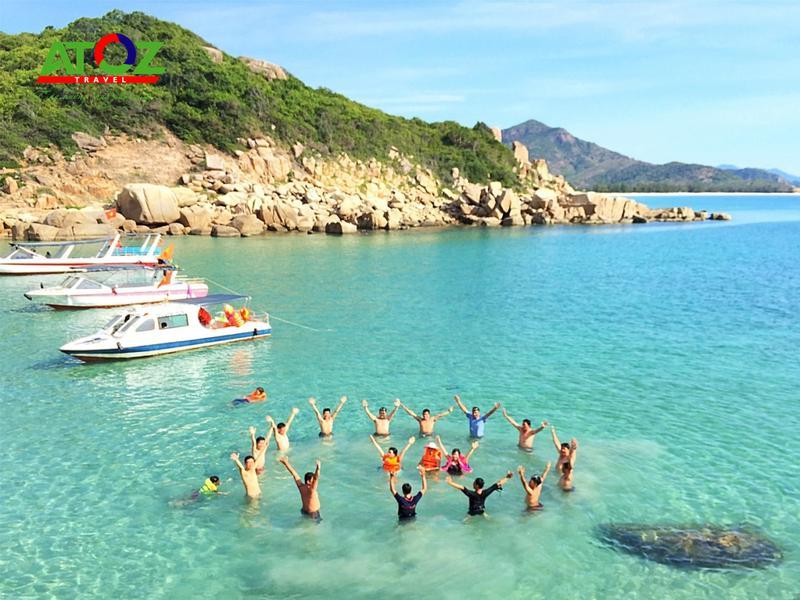 Chương trình nội địa hè 2021: Tour du lịch Đảo Bình Hưng - Ninh Chữ