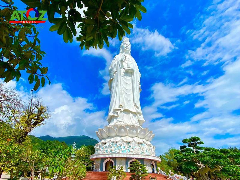 Tour Miền Trung 5 sao siêu ưu đãi 3 ngày 2 đêm: Đà Nẵng - Sơn Trà - Đèo Hải Vân - Hội An