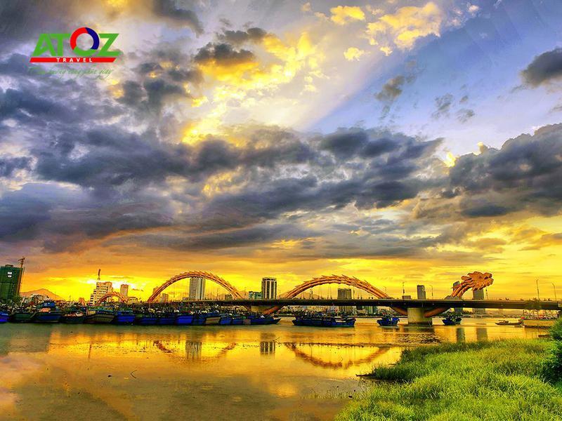 Tour Miền Trung 5 sao siêu ưu đãi 4 ngày 3 đêm: Đà Nẵng - Sơn Trà - Đèo Hải Vân - Hội An