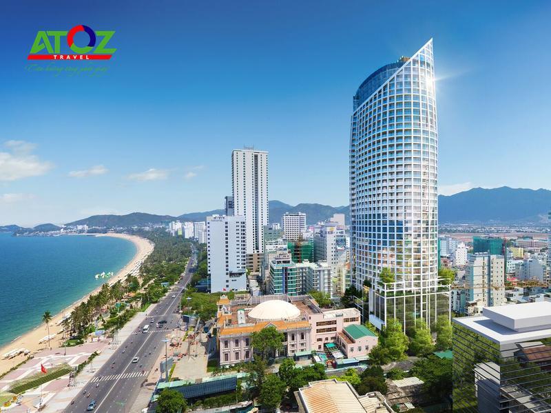 Tour Miền Trung 5 sao siêu ưu đãi 3 ngày 2 đêm: Nha Trang - Đảo Hoa Lan