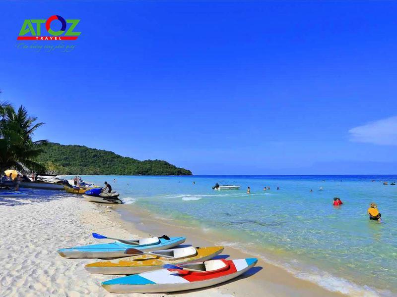Tour du lịch 5 sao siêu ưu đãi 3 ngày 2 đêm: Đảo Phú Quốc
